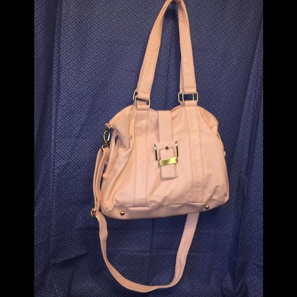Simply Nina by Nina Raye Handbags - Simply Nina by Nina Raye Genuine Lamb Shoulder Bag